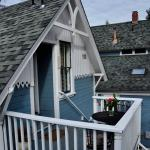 carriage house Water suite deck