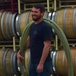 Assistant Winemaker Jesse Johnson