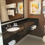 Nice room, king suite