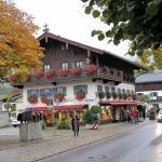 Street scenes of Oberammergau