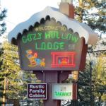 Cozy Hollow Lodge Foto