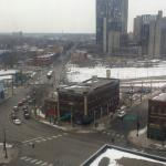 from the Marriott 12th floor