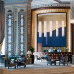 Chorisia Lounge at the Ritz Carlton , Riyadh