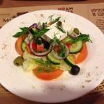 тот самый греческий салат