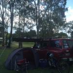 Esk Caravan Park resmi