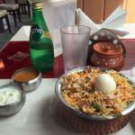 The Special Biryani - Let down by the curry