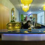Anusca Palace Hotel - La Reception