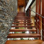 Riberies, escalera principal