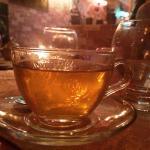 best mint and lemon tea EVER