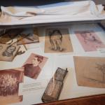 Some of Melchers sketches and tools