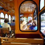 Clearwater Jolley Trolley Foto