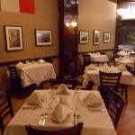 Grazie's main dining room