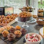 Buffet petit déjeuner ***
