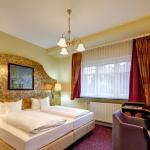 Standard Doppelzimmer Villa