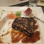 Seared Tuna yum!