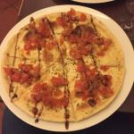Pizzabrot Bruschetta