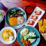 New Entrees, Appetizers and Dessert