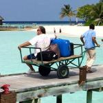 Veligandu at it's best : Maldives Ambulance :-)