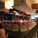 Yume restaurant - Sushi train