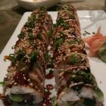 Delicious Pembroke and Nirvana roll!