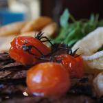 The best Rib Eye Steak