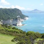 Drive to Cathedral Cove
