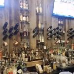 Bar's backstop