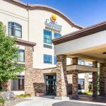 The Comfort Inn & Suites® hotel in Jerome, ID is located off Interstate 84 in the Magic Valley