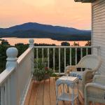Beautiful views over Moosehead Lake