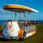 Sit & Sip Pedal Tours