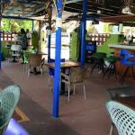 Just a perfect Caribbean beach bar.
