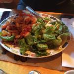 Shrimp dish - delicious!