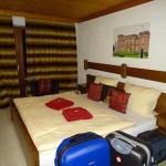 Zimmer (Inverness) im scottischen Flair und überdachtem Balkon