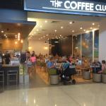 The Coffee Club resmi