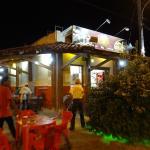 Frente da Pizzaria VÊNUS.