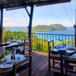 Bar & Bistro with the best views on the island