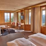 Doppelzimmer Appartement Feldberg mit Balkon