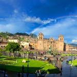 de lejos la mejor vista a la Plaza de Armas de Cusco