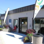 Vernon Visitor Centre 3004 39th Avenue Vernon BC - We offer Free WiFi & Free Downtown Parking Pa