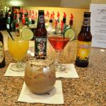 Happy Hour offered daily from 5pm to 7pm