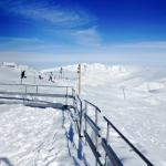 View from 3000m