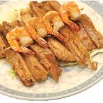 Combination Chickent Teriyaki with Shrimps