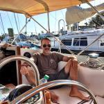 Chillin' in the Marina