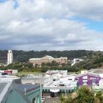 Mont Victoria view