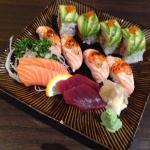 Matsuba's Special Assorted Sushi & Sashimi