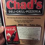 Chad's Deli & Bakery Foto