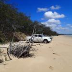 You can drive up the Beach and back through the National Park which is stunning.