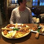 Try the platters !!