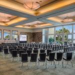 Mission Bay Ballroom Chevron Setup