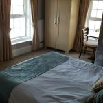 Double room with dual aspect sea view